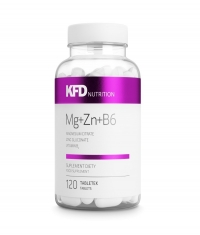 KFD Mg+Zn+B6 / 120tabs