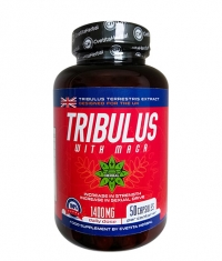 CVETITA HERBAL Tribulus with Maca / 50 caps.
