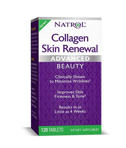 NATROL Collagen Skin Renewal / 120 Tabs