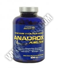 MHP Anadrox Pump & Burn 224 Caps.