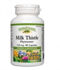 NATURAL FACTORS Milk Thisle 150mg / 90 Caps