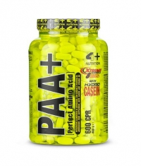 4+ NUTRITION PAA + / 600tabs.