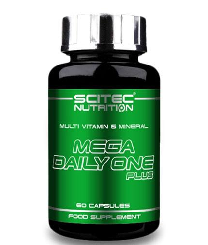 SCITEC Mega Daily One Plus / 60 Caps