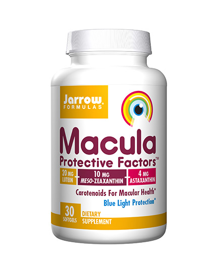 Jarrow Formulas Macula Protective Factors / 30 Softg