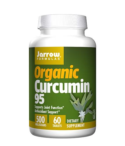 Jarrow Formulas Organic Curcumin 95 / 60 Tabs
