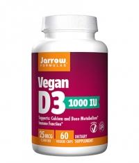 Jarrow Formulas Vegan D3 1000IU / 60 Vcaps
