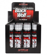 ACTIVLAB Black Wolf Shot Box / 12 Pieces