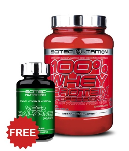 PROMO STACK Daily Whey Promo Stack