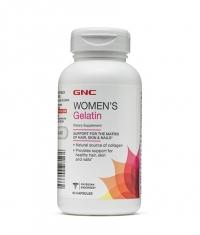 GNC Women's Gelatin / 60 Caps.