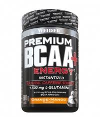 WEIDER Premium BCAA + Energy Powder