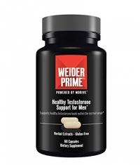 WEIDER PRIME Testosterone Support / 60 Caps.