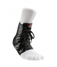 MCDAVID Ankle Brace/Lace-Up w/Inserts / Black - A101