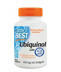 DOCTOR'S BEST Ubiquinol 100mg. / 60 Softgels