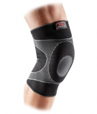 MCDAVID Knee Sleeve/4-Way Elastic w/Gel Buttress / 5125