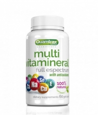 QUAMTRAX NUTRITION Multi Vitamineral / 60 Softg.