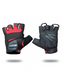PURE NUTRITION Gloves Mens Classic Red
