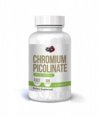 PURE NUTRITION Chromium Picolinate 200mcg. / 100 Vcaps
