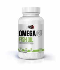 PURE NUTRITION Omega 3 Fish Oil 180/120 1000mg. / 200 Softgels