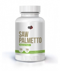 PURE NUTRITION Saw Palmetto 700mg. / 100 Caps