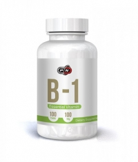 PURE NUTRITION Vitamin B-1 (Thiamine) 100mg. / 100 Tabs