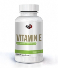PURE NUTRITION Vitamin E 400IU / 100 Softg