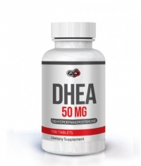 PURE NUTRITION DHEA 50mg. / 100 Tabs