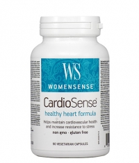 NATURAL FACTORS CardioSense / 90Vcaps