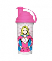 GYMQUEEN Superwoman Shaker 700 ml.