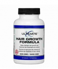 ULTIMATE Hair Growth Formula / 30 Tabs