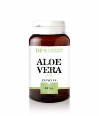 DIET FOOD Aloe Vera / 60 Caps