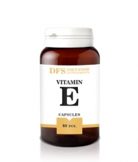 DIET FOOD Vitamin E / 60 Caps