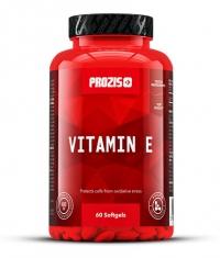 PROZIS Vitamin E 400 IU / 60 Softgels