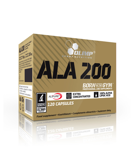 OLIMP ALA 200 / 120 Caps.