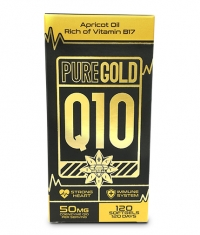 CVETITA HERBAL Pure Gold Q10 / 120 Softg