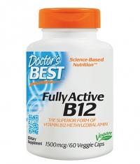 DOCTOR'S BEST Vitamin B12 1500mcg. / 60 Vcaps