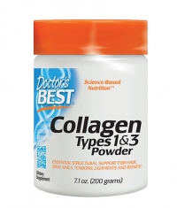 DOCTOR'S BEST Collagen Types 1 & 3 Powder
