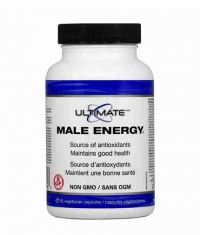 ULTIMATE Male Energy / 60 Vcaps