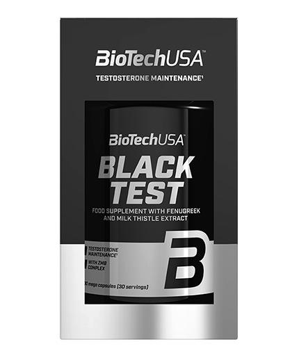 BIOTECH USA Black Test / 90 Caps