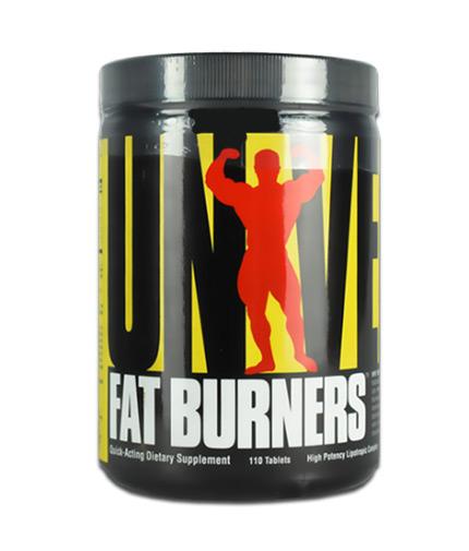 UNIVERSAL Fat Burners / 110 Tabs