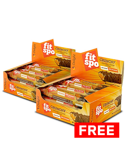 PROMO STACK Crunchy Orange 1+1 FREE PROMO