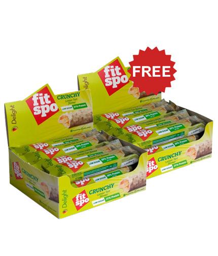 PROMO STACK Crunchy Lemon Tart 1+1 FREE PROMO