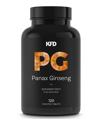 KFD Panax Ginseng / 120 Tabs