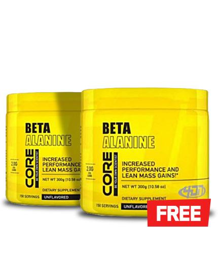 PROMO STACK CarnoSyn® Beta Alanine 1+1 FREE