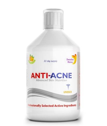 SWEDISH NUTRA Anti-Acne / 500ml