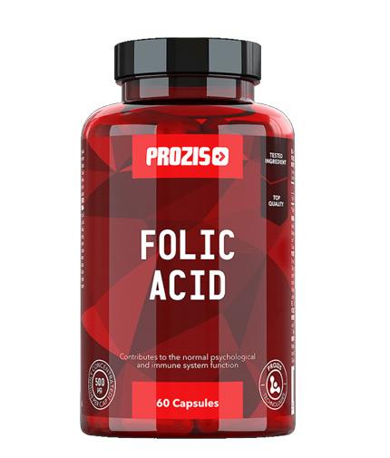 PROZIS Folic Acid 500mcg / 60 Caps