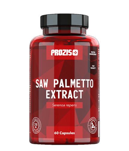 PROZIS Saw Palmetto Extract / 60 Caps