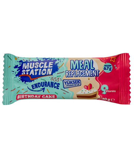 MUSCLE STATION Meal Replacement