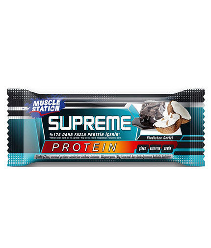MUSCLE STATION Supreme Coconut