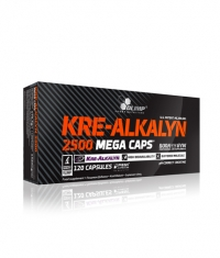 OLIMP Kre-Alkalyn Mega Caps 2500mg. / 120 Caps.