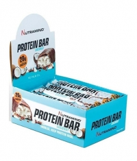NUTRAMINO Protein Bar Coconut Box 16x66g